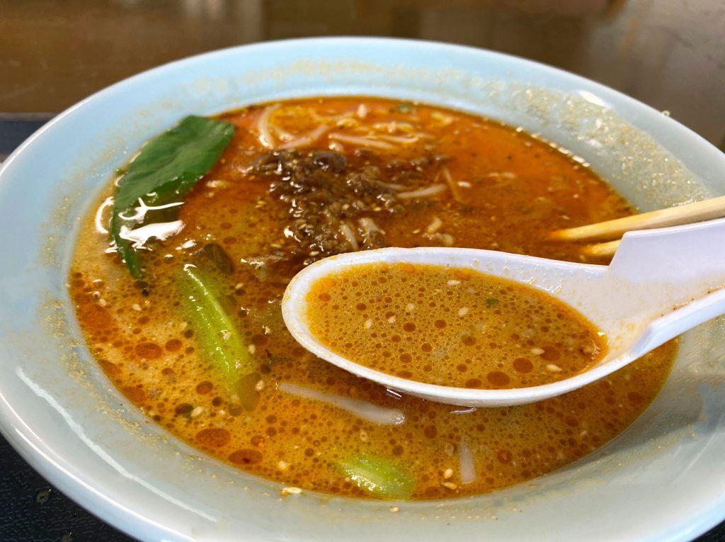 担々麺スープ